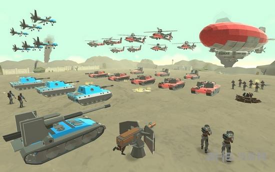 陆军战斗模拟器破解版截图4