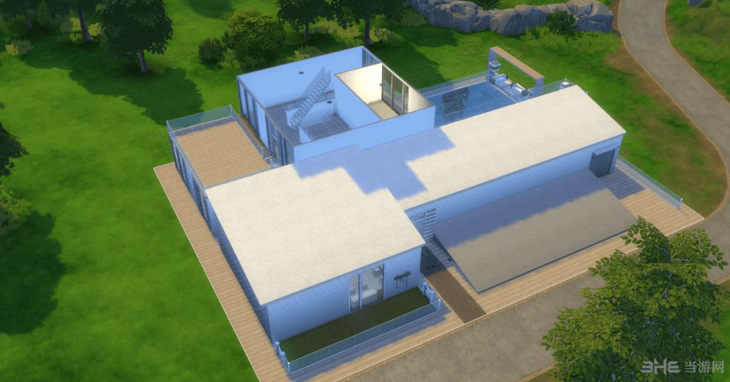 模拟人生4小清新夏日住宅MOD截图0