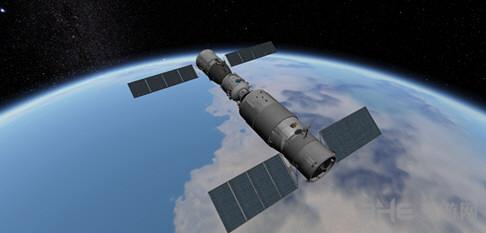 坎巴拉太空计划v1.3中国航天器MOD整合包截图0