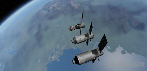 坎巴拉太空计划v1.3中国航天器MOD整合包截图1