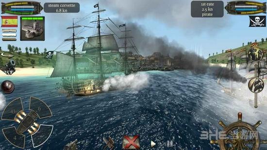 海盗:死亡瘟疫无限金币版截图4