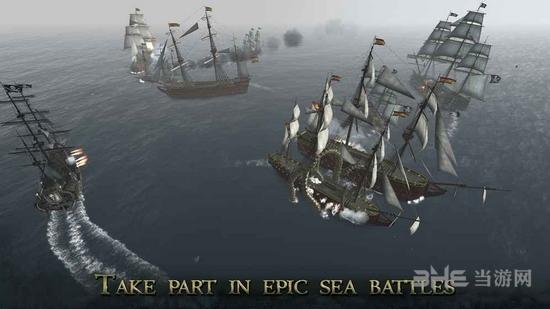 海盗:死亡瘟疫无限金币版截图2
