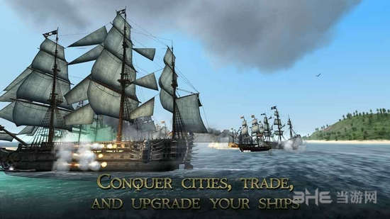 海盗:死亡瘟疫无限金币版截图1