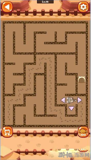 迷宫猫截图1
