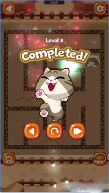 迷宫猫截图2
