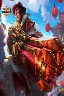 王者荣耀刘备高清壁纸欣赏