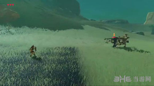 塞尔达传说荒野之息游戏截图