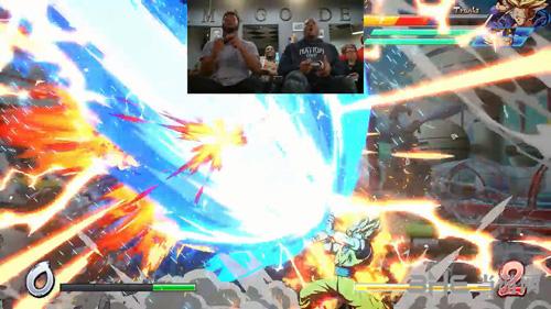 龙珠战士Z游戏截图2
