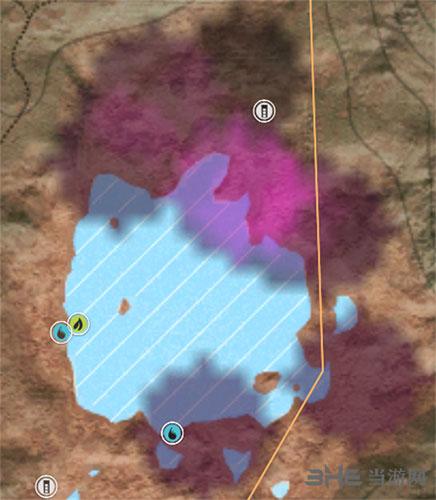 猎人荒野的呼唤巴尔蒙特区域狩猎点截图3