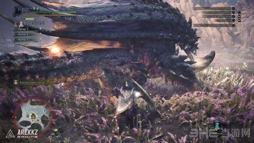 怪物猎人世界游戏图片3