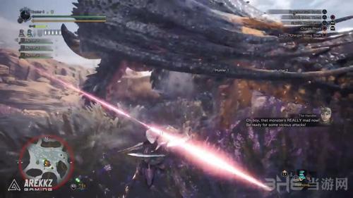 怪物猎人世界游戏图片4