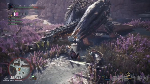 怪物猎人世界游戏图片9