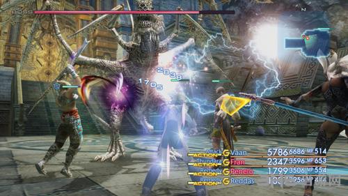 最终幻想12黄道年代截图2