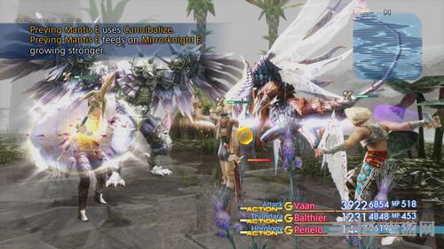 最终幻想12黄道年代截图4