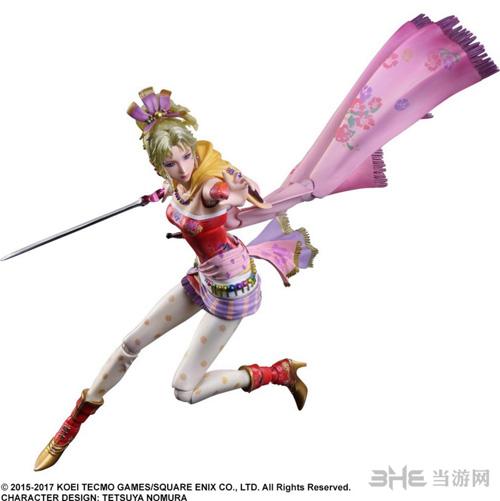 最终幻想:纷争NT蒂娜图片1