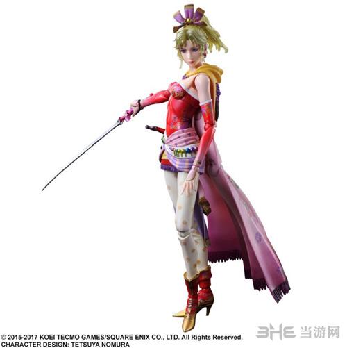 最终幻想:纷争NT蒂娜图片4