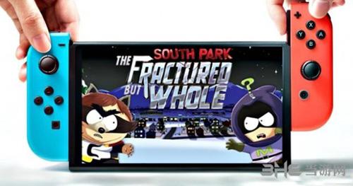 南方公园完整破碎Switch版
