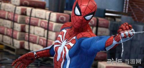 蜘蛛侠游戏截图