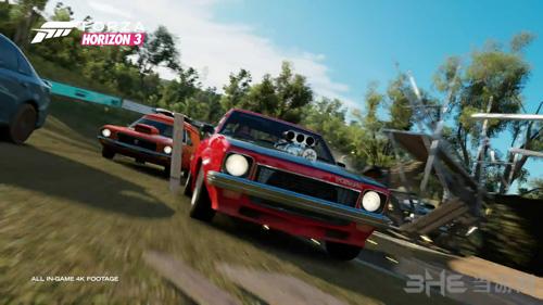 极限竞速地平线3游戏图片1