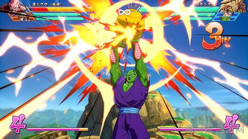 龙珠战士Z游戏图片3