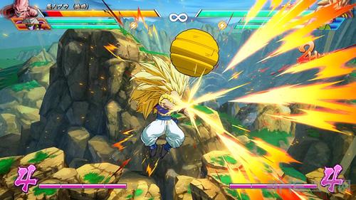 龙珠战士Z游戏图片4