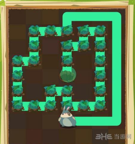 兔子復仇記倉庫裡第29關圖片