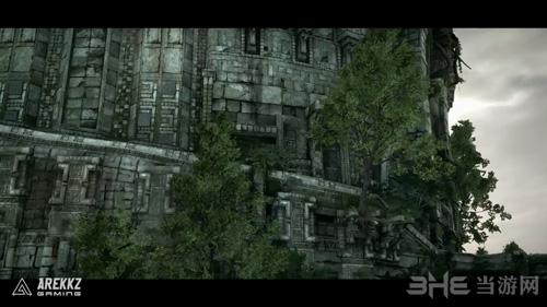 旺达与巨像游戏图片2