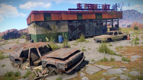 Rust游戏图片2