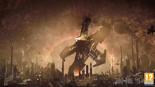 哥特舰队阿玛达2游戏图片1