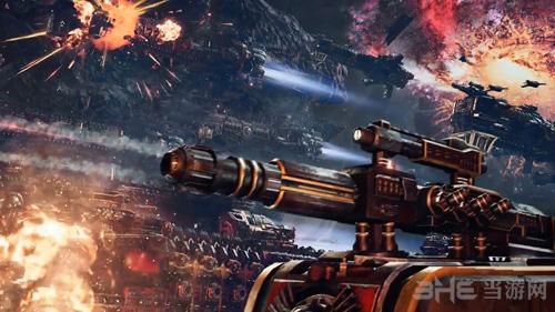 哥特舰队阿玛达2游戏图片5