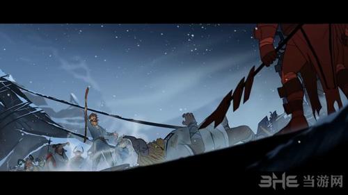 旗帜的传说3游戏图片5