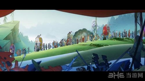 旗帜的传说3游戏图片6
