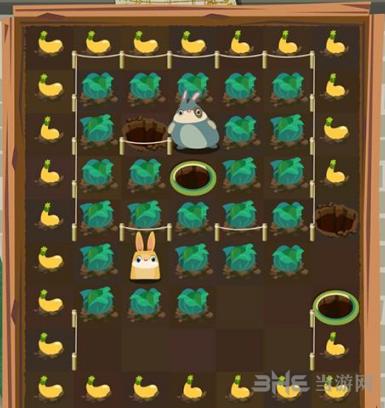 兔子复仇记兔子洞里第38关图片1