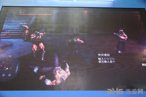 人中北斗台北电玩展现场图6