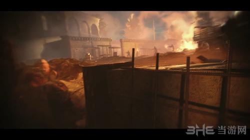 叛乱沙漠风暴游戏图片1