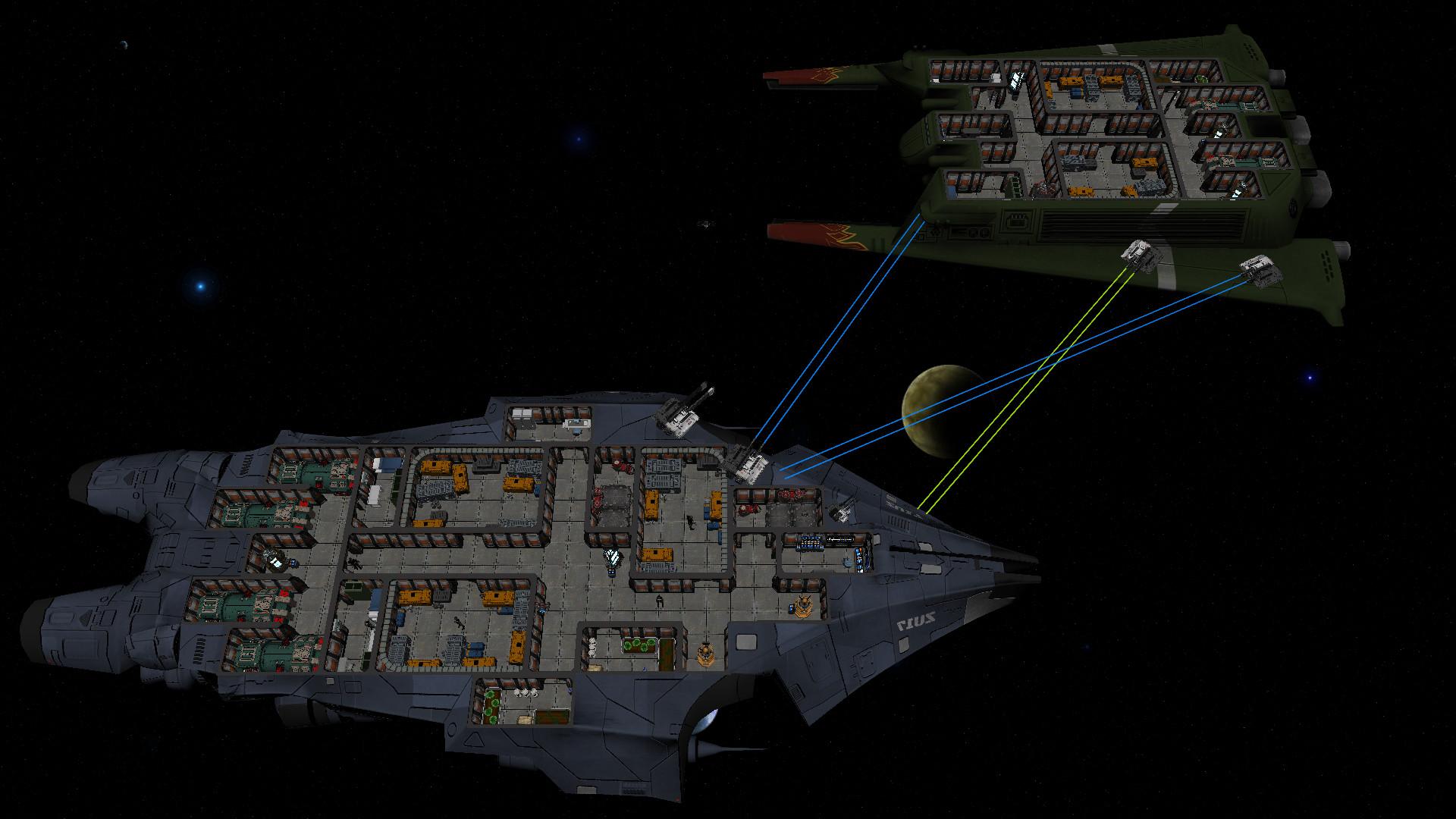 银河小队截图2