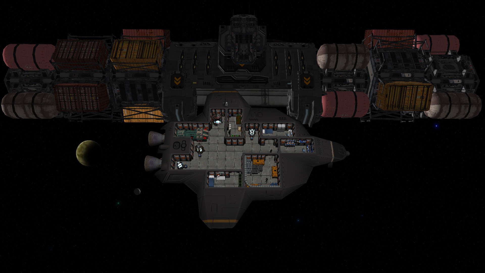 银河小队截图3