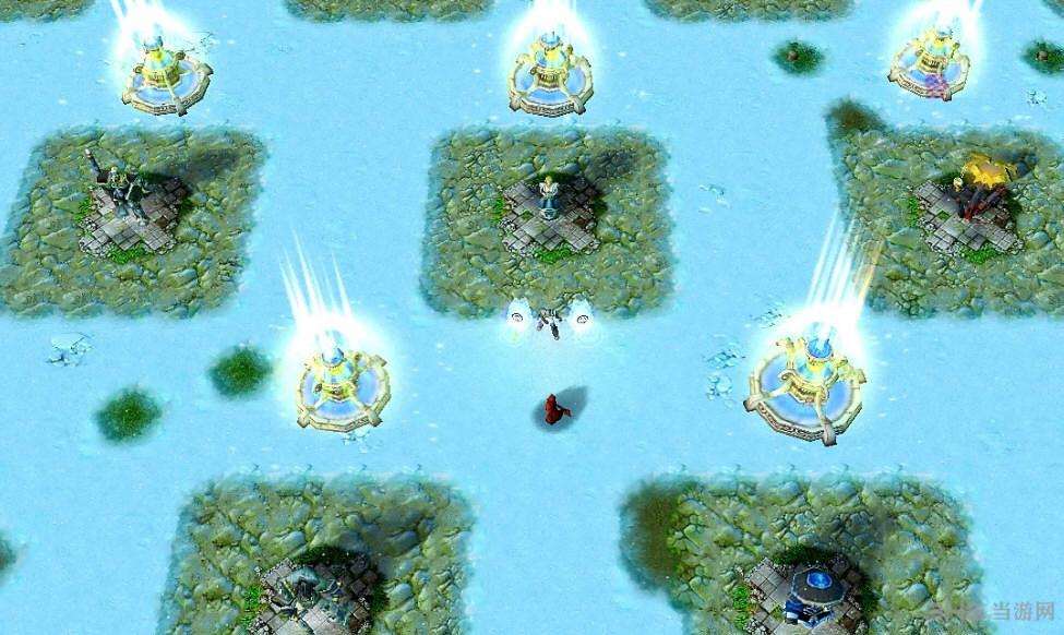 魔兽争霸3 1.24幻界启示录灾难的征兆截图0
