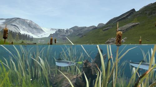 终极钓鱼模拟器截图0