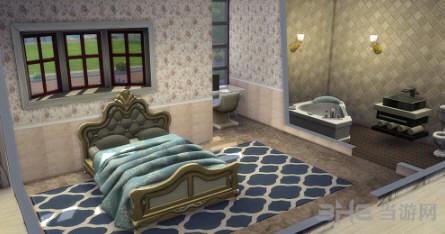 模拟人生4田园美式建筑住宅式宠物医院MOD截图5