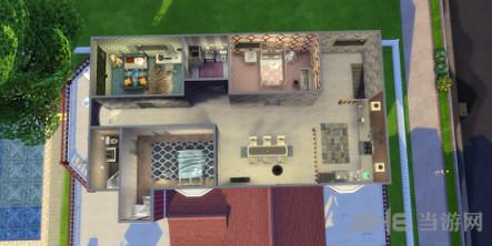 模拟人生4田园美式建筑住宅式宠物医院MOD截图6