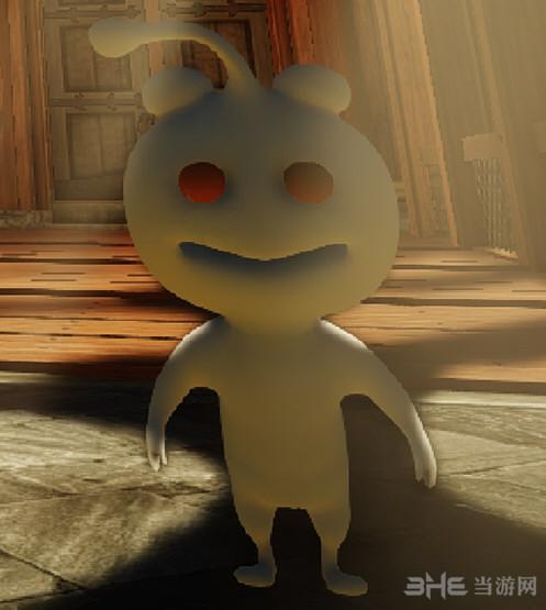 上古卷轴5 Reddit3D吉祥物随从MOD截图0