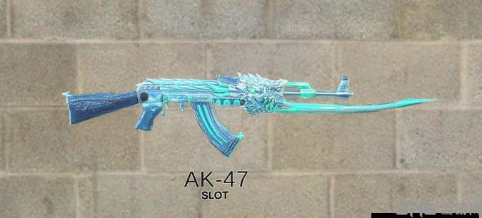 求生之路2 AK47冰龙咆哮MOD截图0