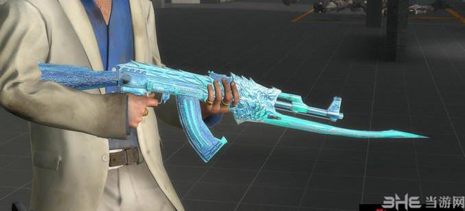 求生之路2 AK47冰龙咆哮MOD截图2