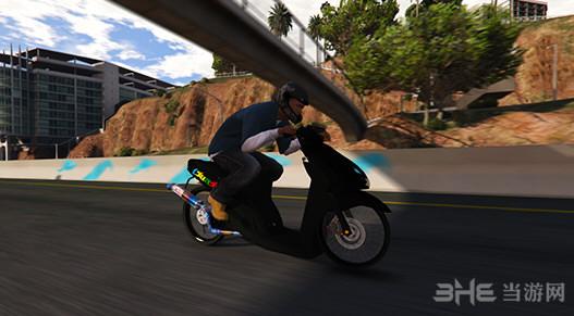 侠盗猎车手5菲律宾版雅马哈MIO踏板摩托车MOD截图0