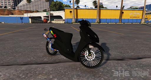侠盗猎车手5菲律宾版雅马哈MIO踏板摩托车MOD截图1
