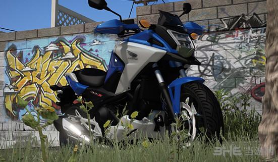 侠盗猎车手5本田NC750X中量级ADV摩托车MOD截图1