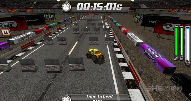 超级卡车越野截图0