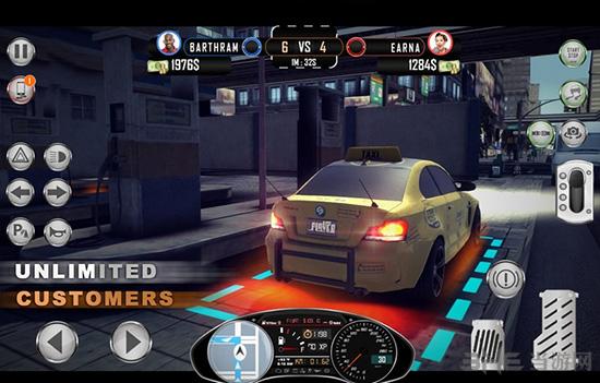 出租车模拟驾驶破解