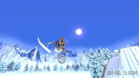 极限滑雪摩托截图1